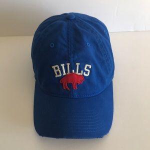 NFL Buffalo Bills Adjustable Hat Cap Reconditioned